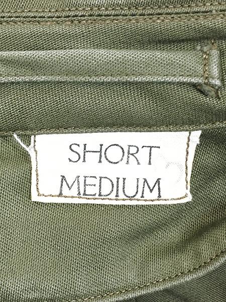 [9] 古着 40s 米軍 US ARMY M-1946 「Overcoat Field OD-7」 ダブルブレスト オーバー コート M-S 美品!! 古着