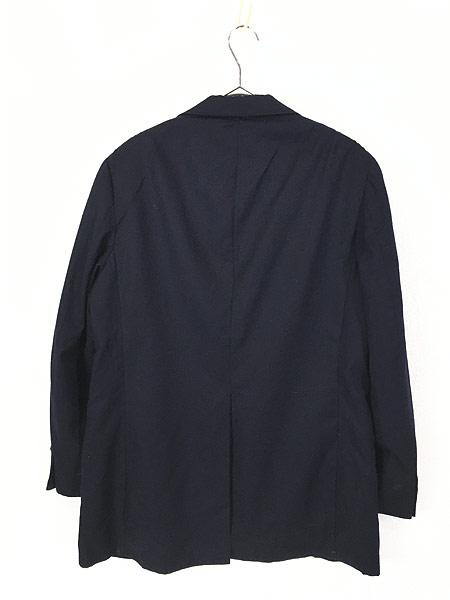 [4] 古着 80s Polo Ralph Lauren シンプル ウール テーラード ジャケット L位 古着