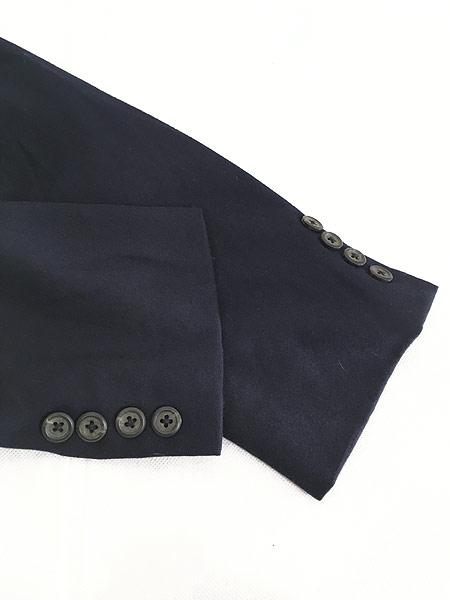 [6] 古着 80s Polo Ralph Lauren シンプル ウール テーラード ジャケット L位 古着