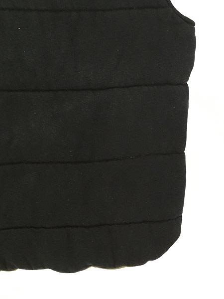 [6] 古着 Polo Ralph Lauren ワンポイント 刺しゅう コットン シェル パデット ベスト M 古着