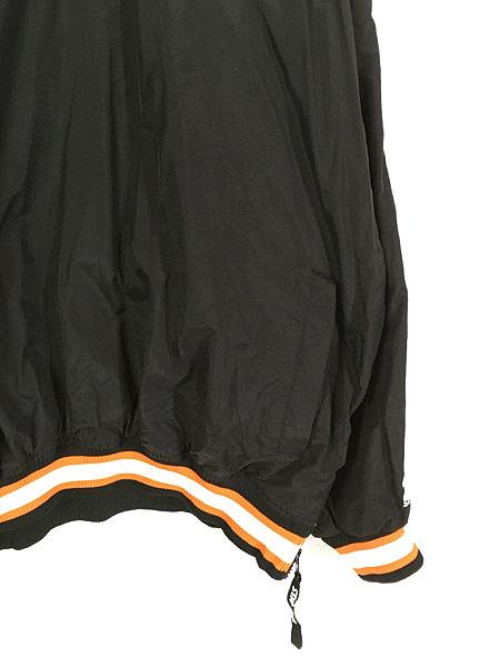 [3] 古着 90s USA製 STARTER NFL Cincinnati BENGALS プルオーバー ジャケット XL 古着