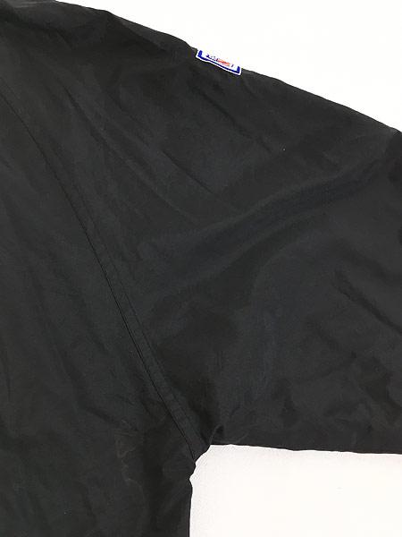 [6] 古着 90s USA製 STARTER NFL Cincinnati BENGALS プルオーバー ジャケット XL 古着
