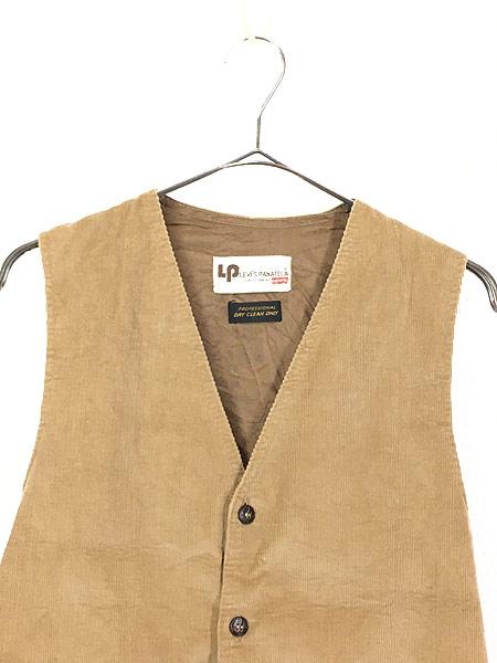 [2] 古着 70s Levi's Panatela コーデュロイ スーツ ベスト M位 古着